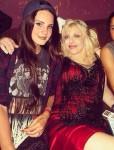 Lana Del Rey & Courtney Love