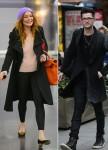 "Lindsay Lohan / Danny O'Donoghue (""The Script"")"