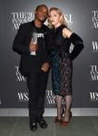 Charles Riley (26) & Madonna