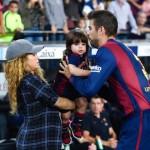 Shakira & Gerard Piqué su Milan