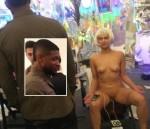 Usher (kairėje)