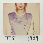 "Taylor Swift ""1989"" CD"