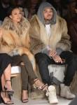 Karrueche Tran & Chris Brown