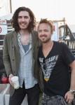 Hozier & Aaron Paul (35)