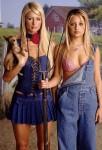 Paris Hilton su Tinkerbell & Nicole Richie
