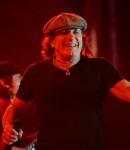"""Brian Johnson (""""AC/DC"""")"""