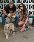 George & Amal Clooney su Millie