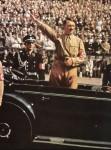 Adolf Hitler (centre)