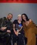 Drake, Megan & Rihanna