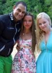 Stephen Klumb, Manuela Iengo & Jessica Holzhauer