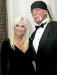 Linda Marie Claridge & Hulk Hogan