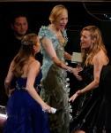 Brie Larson, Cate Blanchett & Kate Winslet