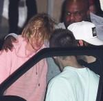 Justin Bieber (kairėje)