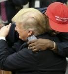 Donald Trump & Kanye West