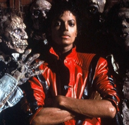 Michael Jackson (viduryje)