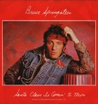 """Bruce Springsteen """"Santa Claus Is Coming To Town"""" CD"""