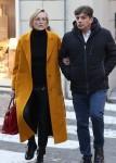 Sharon Stone & Enzo Cursio
