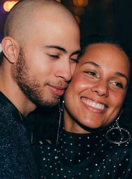 Cole Cook & Alicia Keys