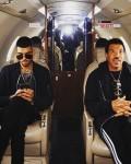 Miles & Lionel Richie