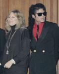 Barbra Streisand & Michael Jackson