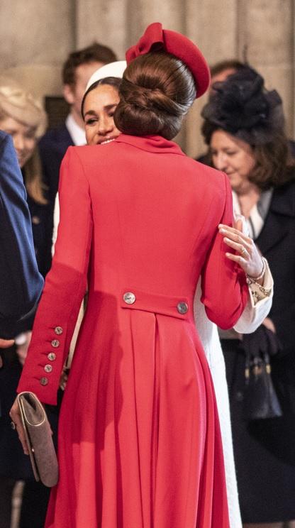 Meghan Markle & Kate Middleton