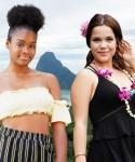 Jayla Ndoumbe Epoupa / Shanice Porkar