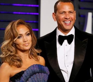 Jennifer Lopez & Alex Rodríguez