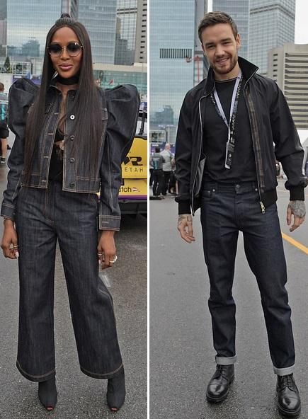 Naomi Campbell / Liam Payne