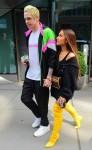 Pete Davidson & Ariana Grande