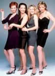 Cynthia Nixon, Kristin Davis, Sarah Jessica Parker & Kim Cattrall