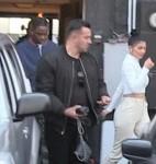 Travis Scott (k.) & Kylie Jenner (d.)