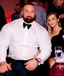 Hafþór Júlíus Björnsson & Kelsey Henson