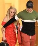 Britney Spears & Sam Asghari