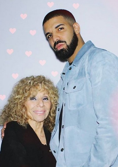 Sandi Graham (59) & Drake