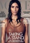 """Kim Kardashian @ """"Vogue"""""""