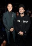 Trevor Noah (35) & The Weeknd