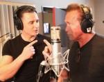 Andreas Gabalier & Arnold Schwarzenegger