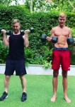 Gary & Daniel Barlow