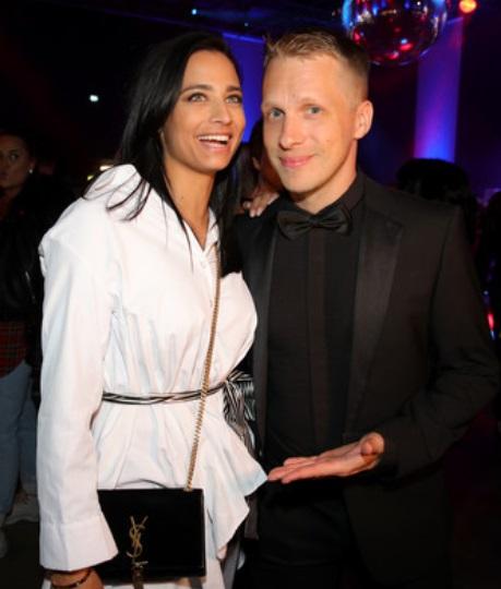 Amira Aly & Oliver Pocher