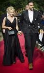 Pamela Anderson & Adil Rami