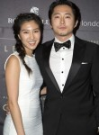 Joana Pak & Steven Yeun