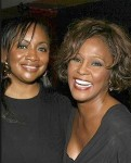 Patricia & Whitney Houston