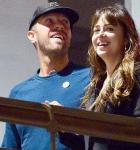 Chris Martin & Dakota Jonhson