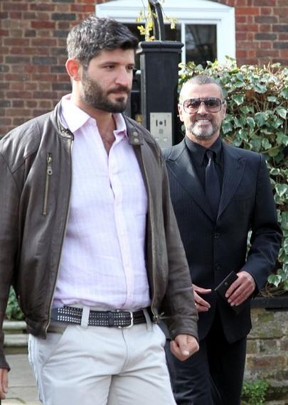 George Michael & Fadi Fawaz