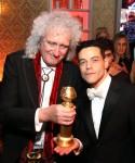 Brian May & Rami Malek (38)