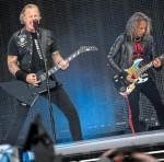 """James Hetfield (55) & Kirk Hammett (56) (""""Metallica"""")"""