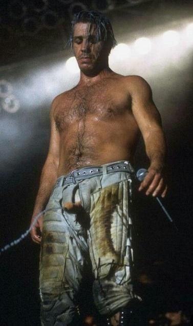 """Till Lindemann (""""Rammstein"""")"""