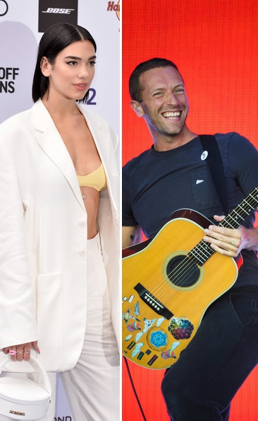 Dua Lipa / Chris Martin