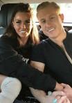 Katie Price & Kris Boyson