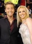 Lance Bass & Britney Spears